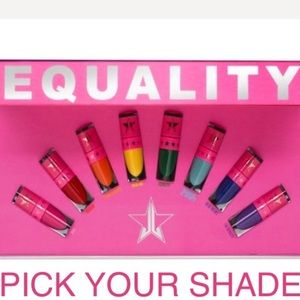 CHOOSE ANY 3 FROM JEFFREE STAR LIQUID LIP BUNDLES